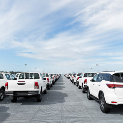 Do your research before ending up a car lot like this.